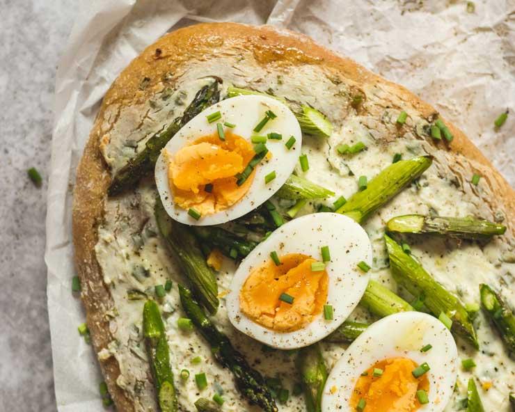 Czy można zamrozić jajko na twardo?